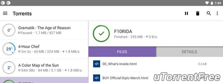 Скачать BitTorrent